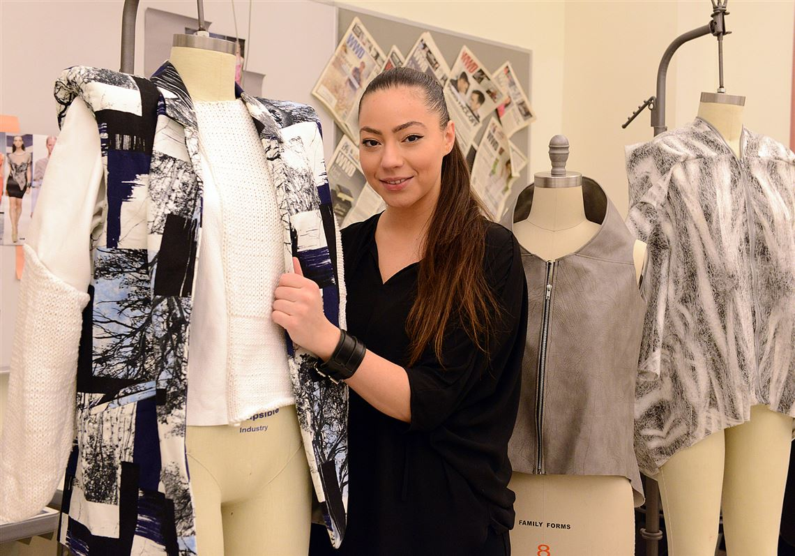 Stylebook Snapshot Art Institute Of Pittsburgh Fashion Design Grad Romina Vairo To Be Featured At Mercedes Benz Fashion Week Pittsburgh Post Gazette
