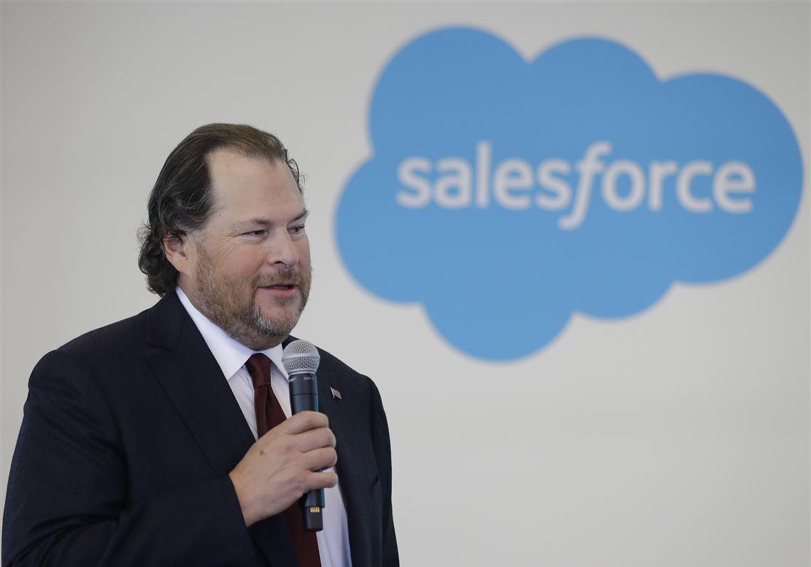 National briefs: Salesforce to buy Tableau for $15 3 billion in