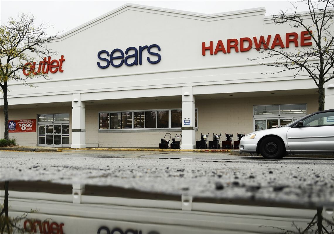 e6521c09305 This Oct. 15, 2018, file photo shows a Sears department store in Norristown