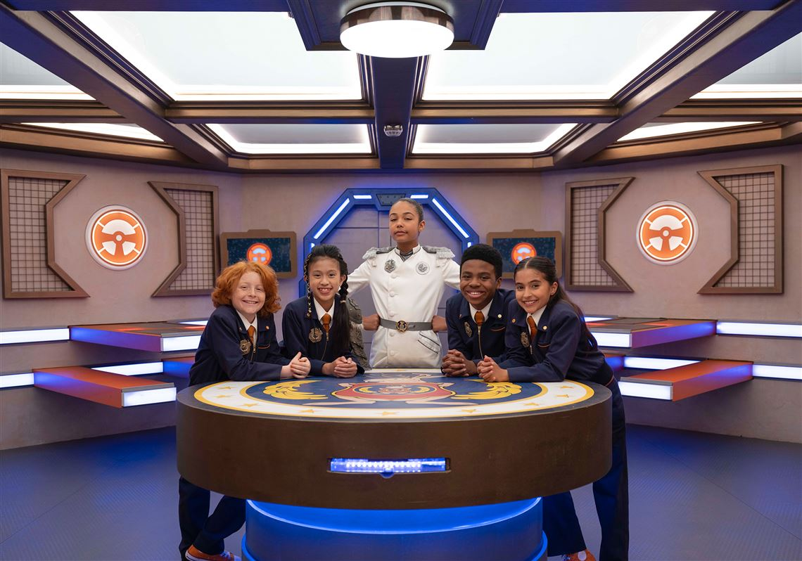 Tuned In Fred Rogers Productions Odd Squad Relaunches On Pbs Pittsburgh Post Gazette