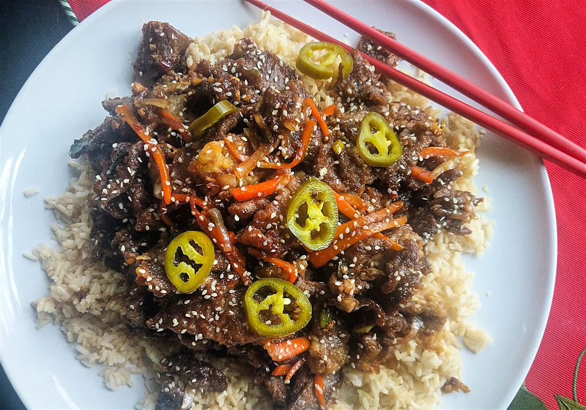 Let's eat: Why order Chinese takeout when you can make it yourself?
