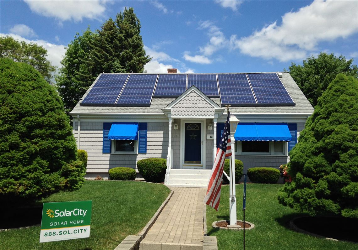 Citing Falling Costs Solarcity Moving Into Pittsburgh