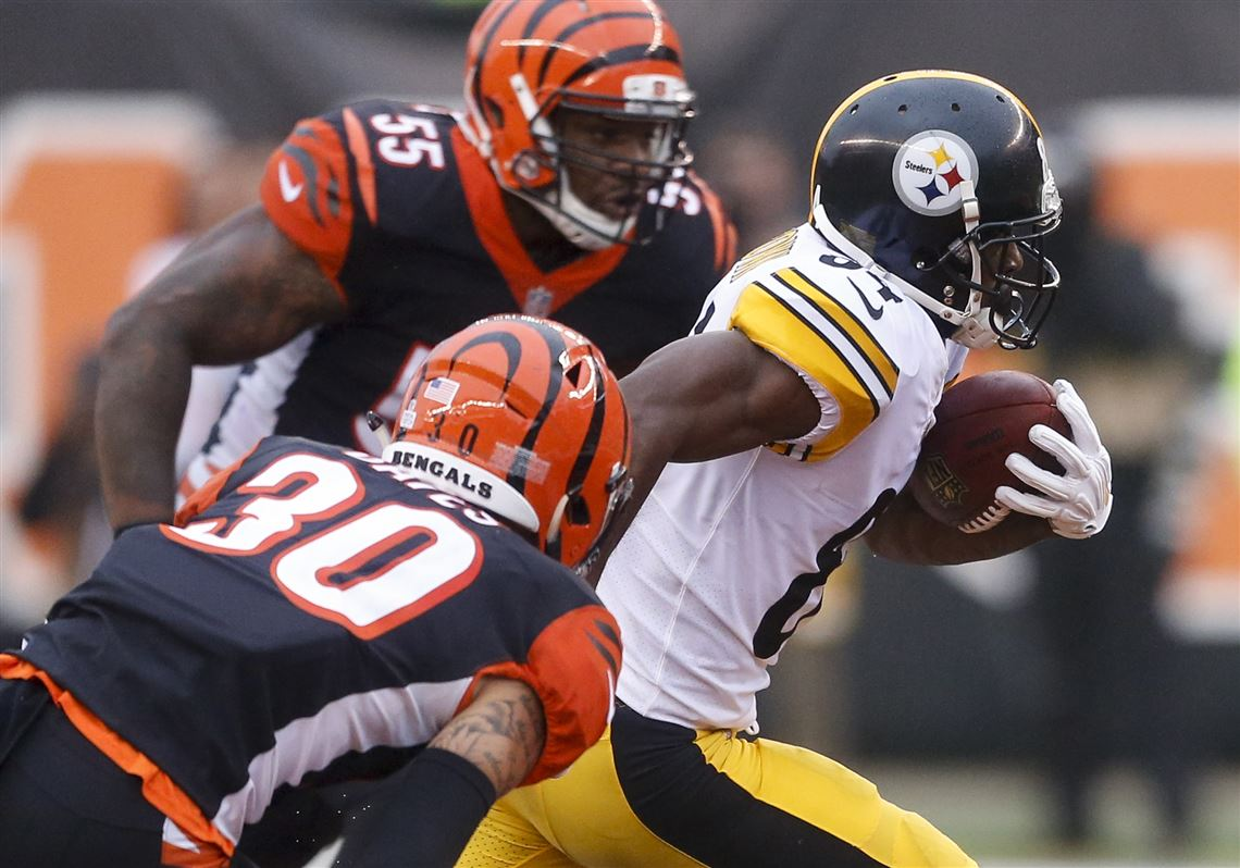 Vontaze Burfict silent (almost) after latest questionable