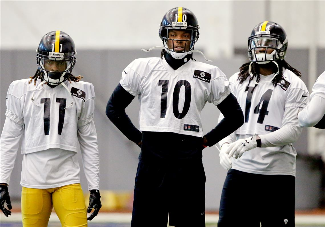 arrives d63fe 9e790 What will Steelers offense look like without Antonio Brown ...