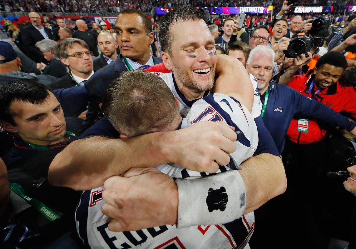 Patriots tie Steelers with 6th Super Bowl win  eccc9a538