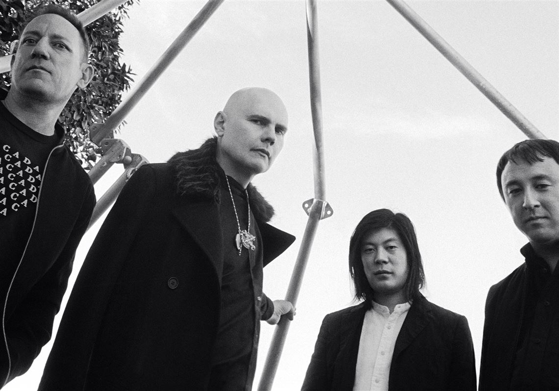 Smashing Pumpkins in Pittsburgh: It didn't begin well