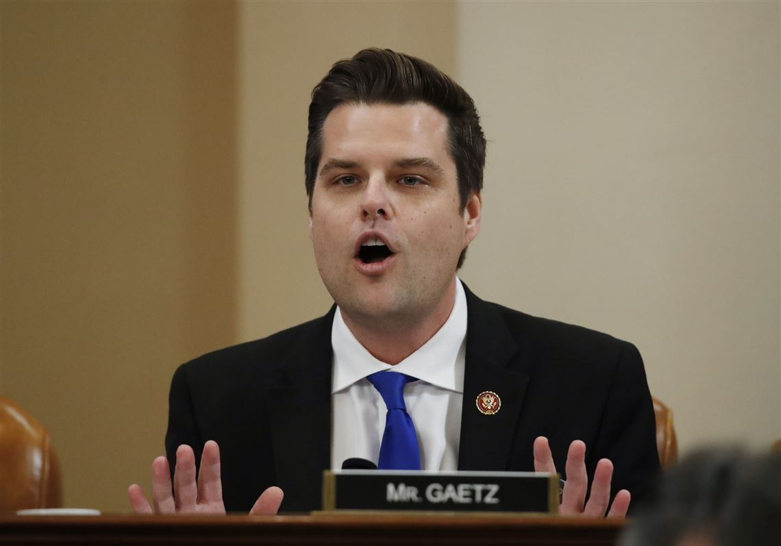 Matt Gaetz criticizes Hunter Biden for his addiction, then gets called out for his own DUI