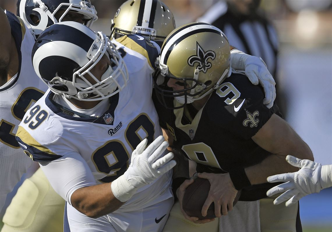 Aaron Donald Ex Pitt Star Gets Huge Contract Extension From Los Angeles Rams Pittsburgh Post Gazette