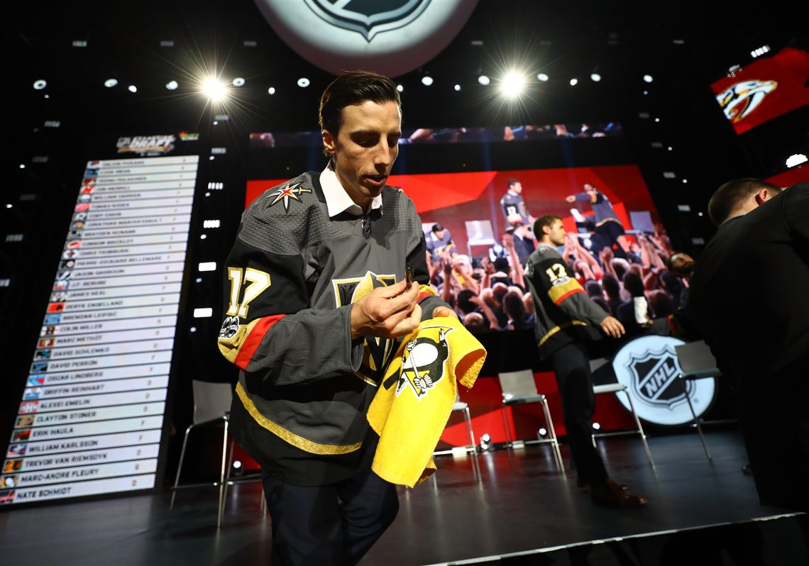 Vegas Selects Marc Andre Fleury In Nhl Expansion Draft