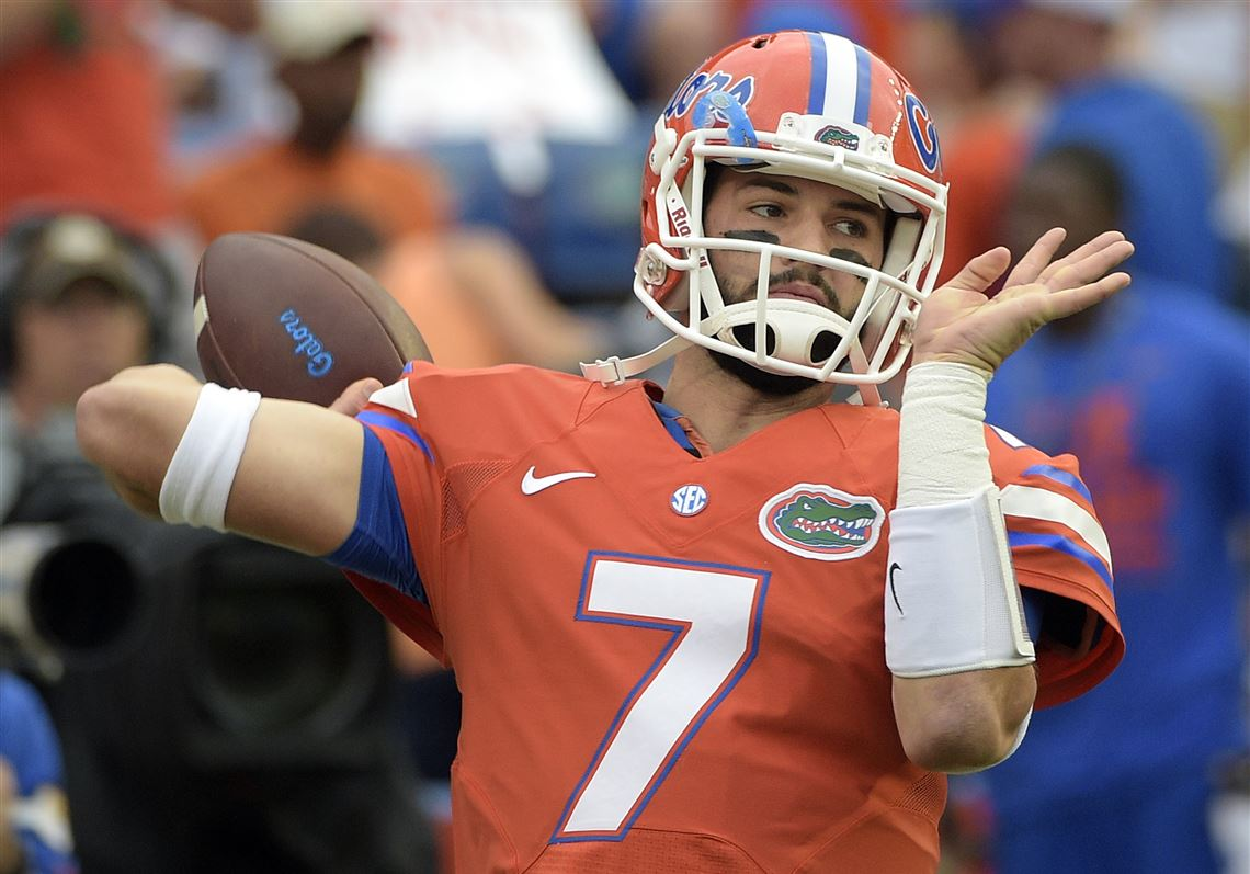 new product 19a96 69f43 QB Will Grier looking to prove himself again at West ...