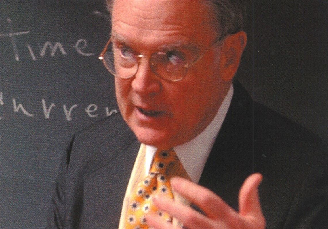 Obituary: William J.W. Brown, a long-time Pitt law professor who made tax law 'fun'