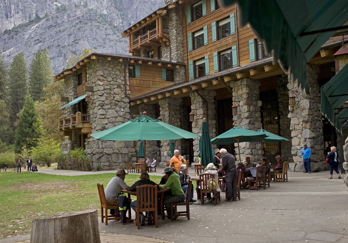 Norovirus outbreak hits Yosemite Valley Park, with 170 suffering symptoms