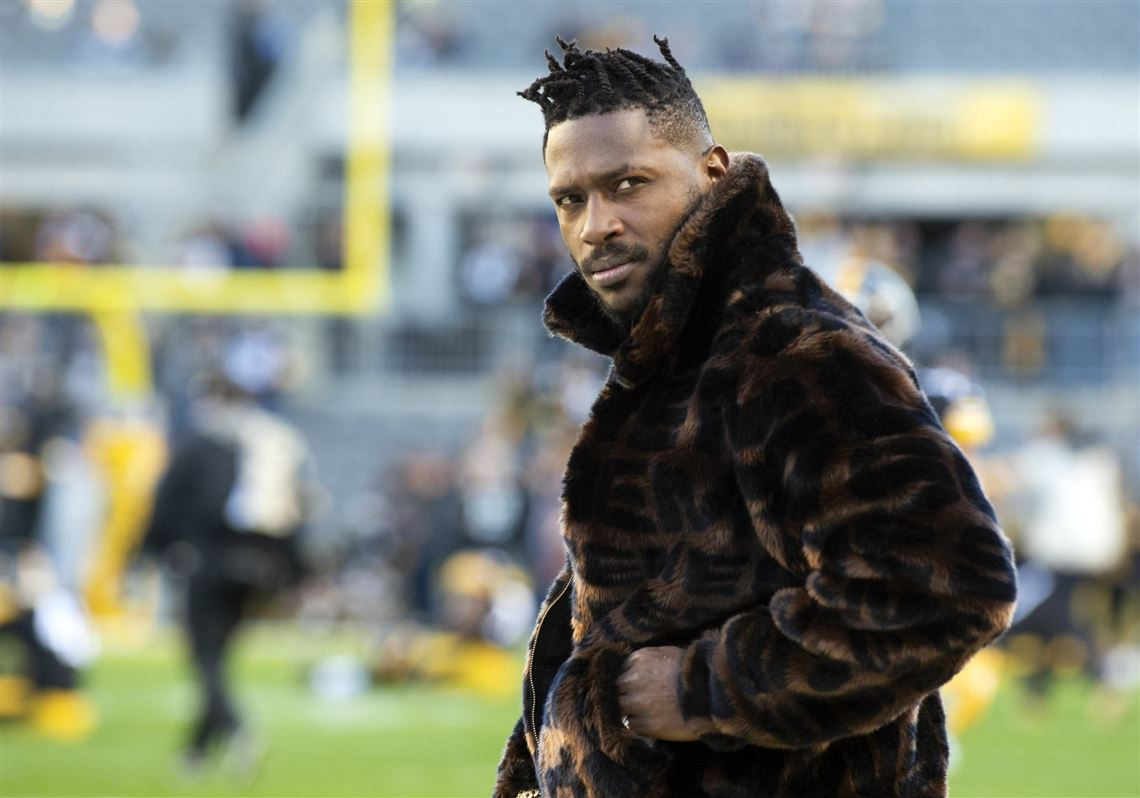 steelers receiver antonio brown two other starters ruled out vs