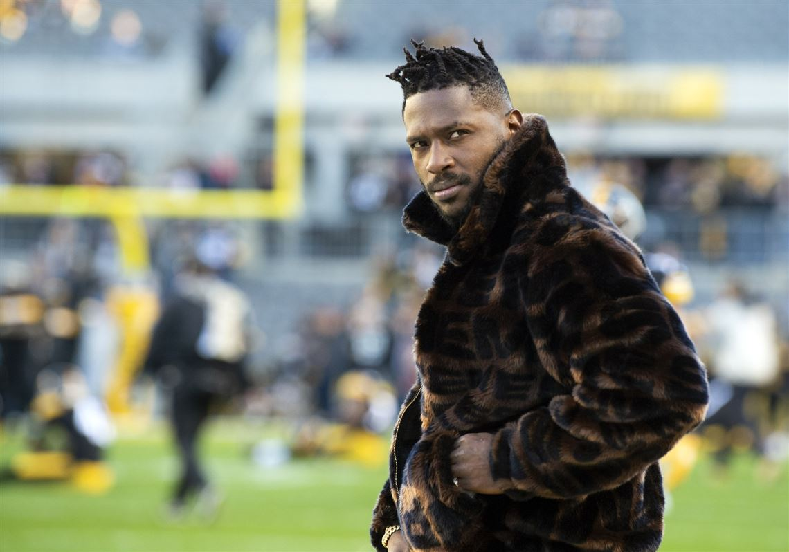 6c18901d Sources: Antonio Brown benched after he skipped practices ...