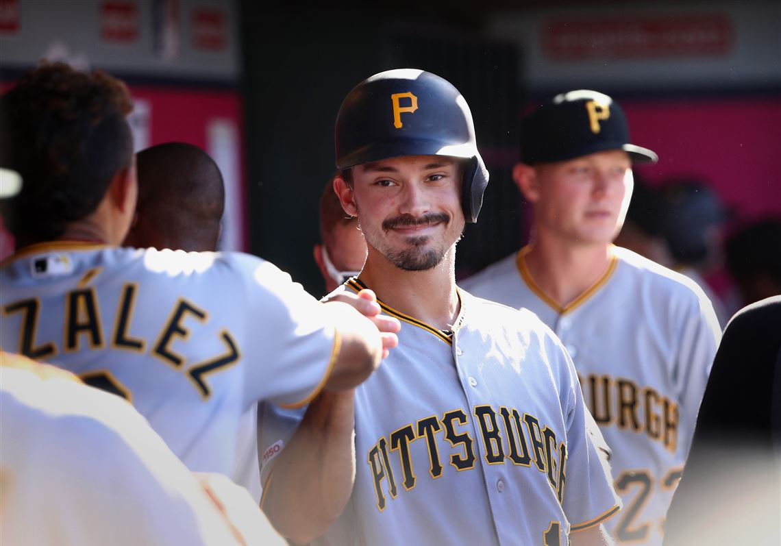 Pirates' rookie Bryan Reynolds thrives under the radar