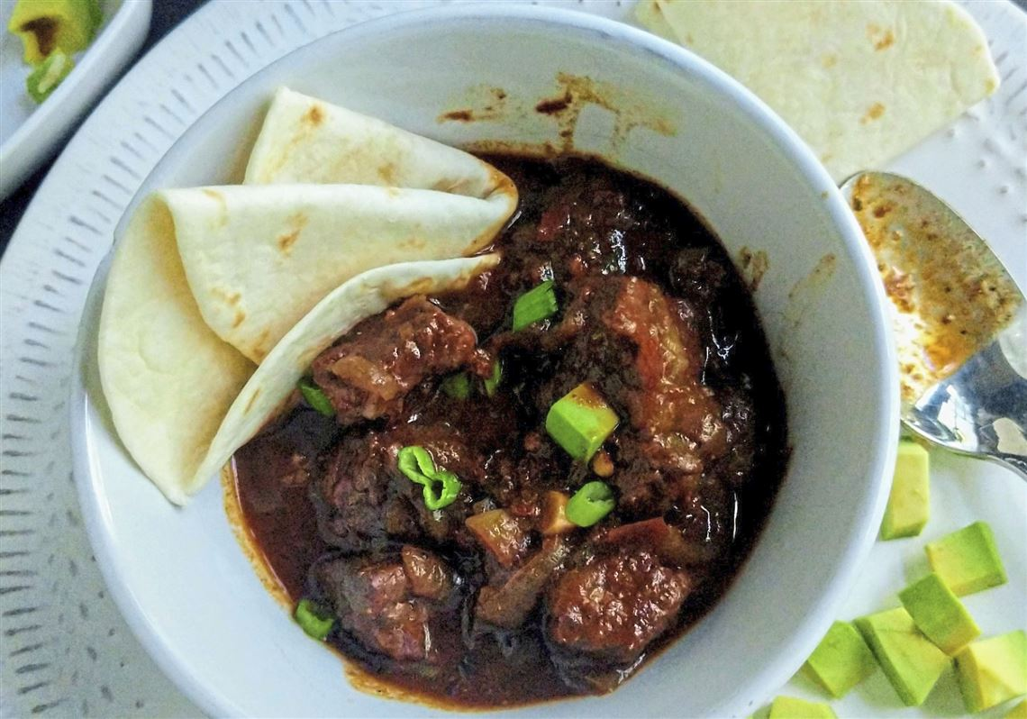 Let's eat: Warm up with a spicy bowl of chili con carne