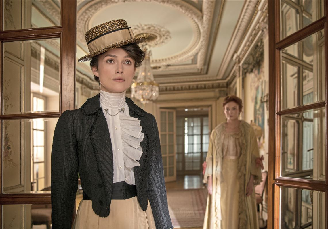 Keira Knightley excels as the ghostwriter who said 'time's up' in 'Colette'  | Pittsburgh Post-Gazette