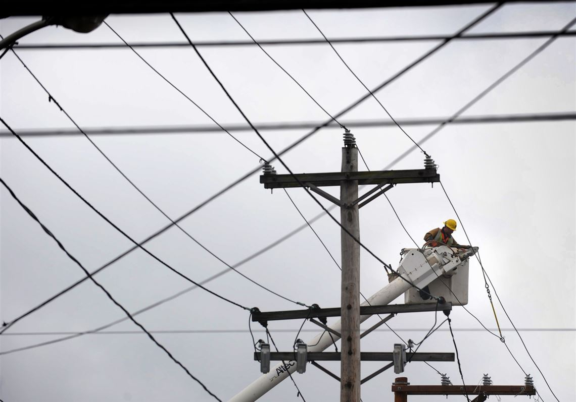 duquesne light asks state to raise electric rates pittsburgh post