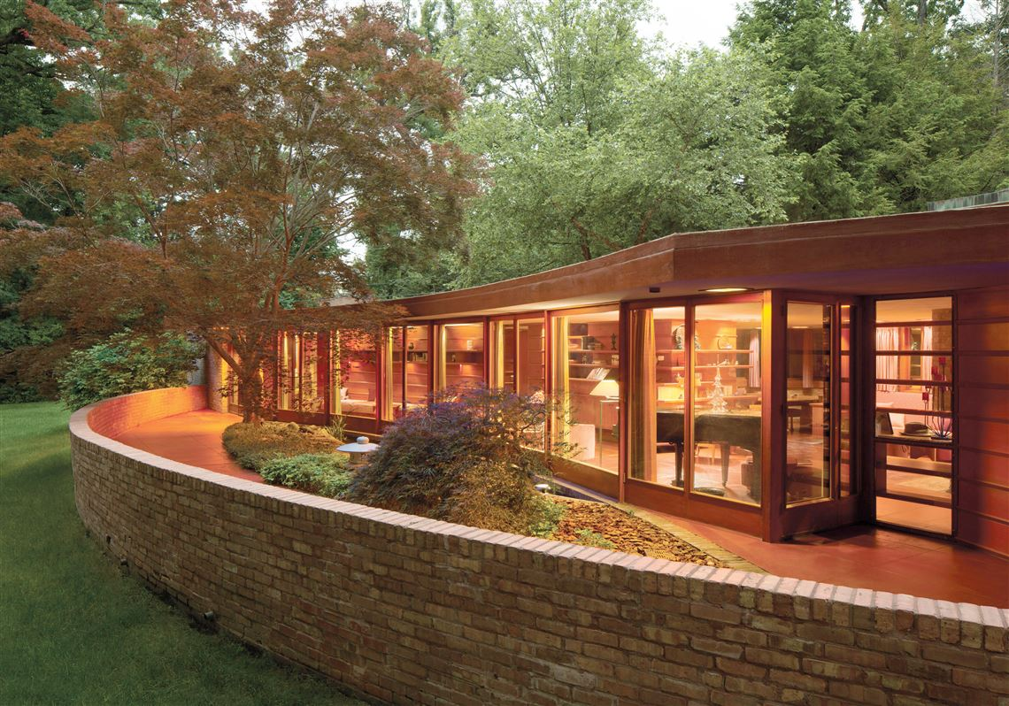 Lloyd Frank Wright Houses book sets its sights on frank lloyd wright sites