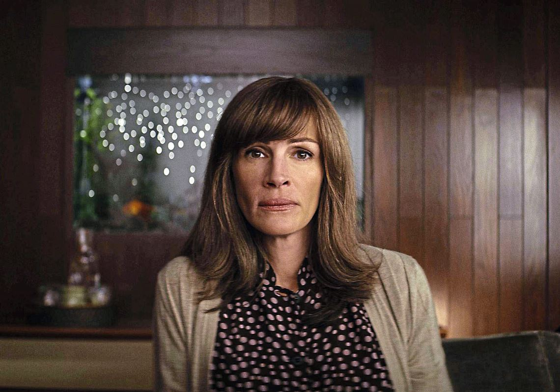Tuned In: Julia Roberts stars in Hitchcock-inspired 'Homecoming' |  Pittsburgh Post-Gazette