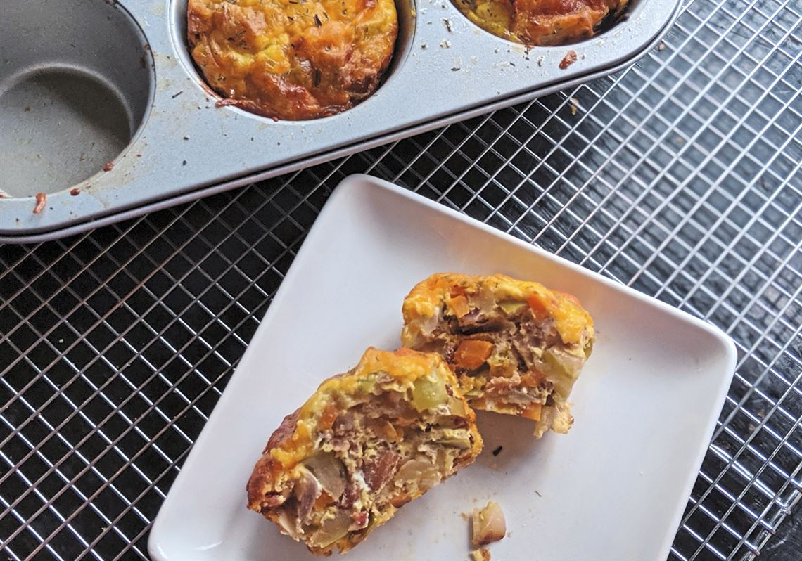Let's eat: Start your day with sweet and savory muffins