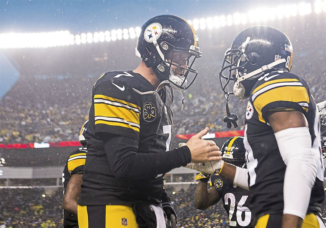 Brown Antonio 'he'll Post-gazette Ben Be Pittsburgh Fine' Just On Roethlisberger