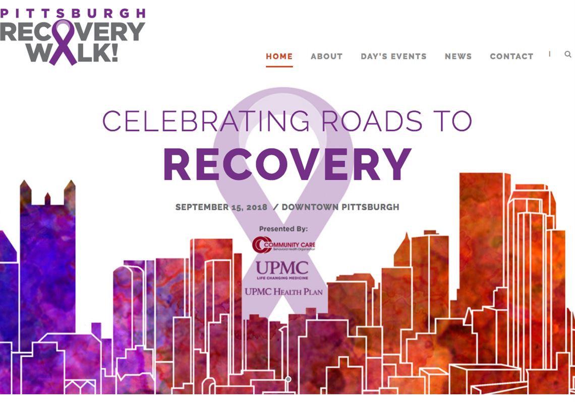 Amid Opioid Epidemic States Experiment With Recovery High >> In Third Year Pittsburgh Recovery Walk Offers Support Amid Opioid