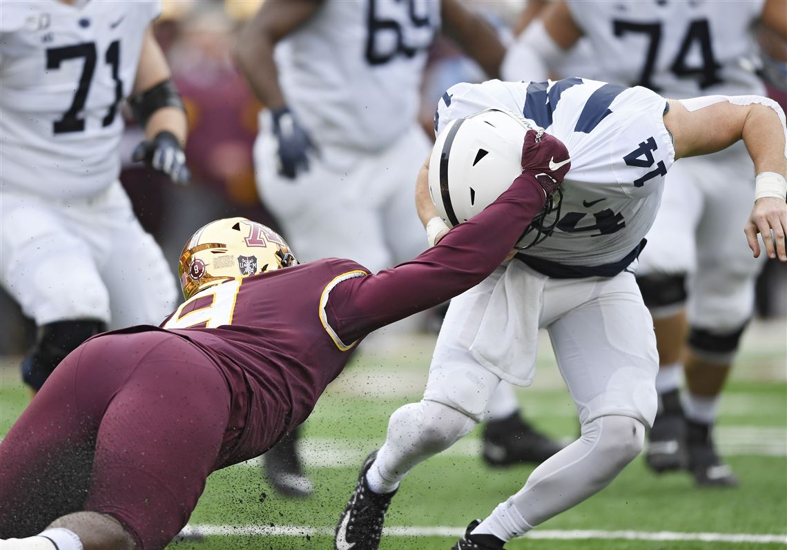 Penn State's Sean Clifford says he received death threats after Minnesota loss