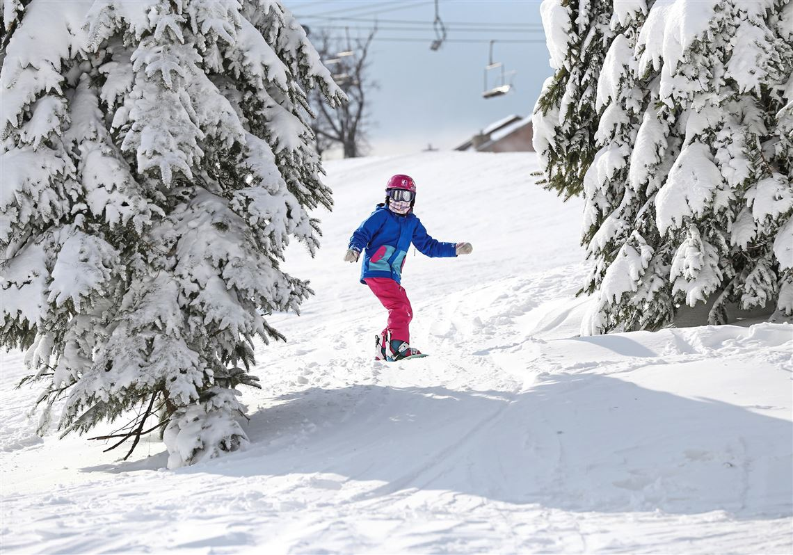 unpredictable snowfall? no problem as ski areas install state-of-the