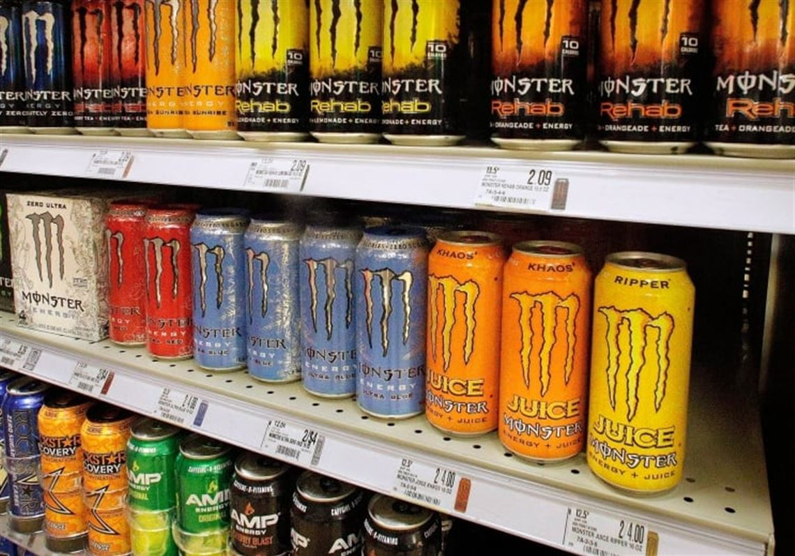 New Study On Health Risks Of >> Corralling Energy Drinks A New Study Links The Beverages To Health