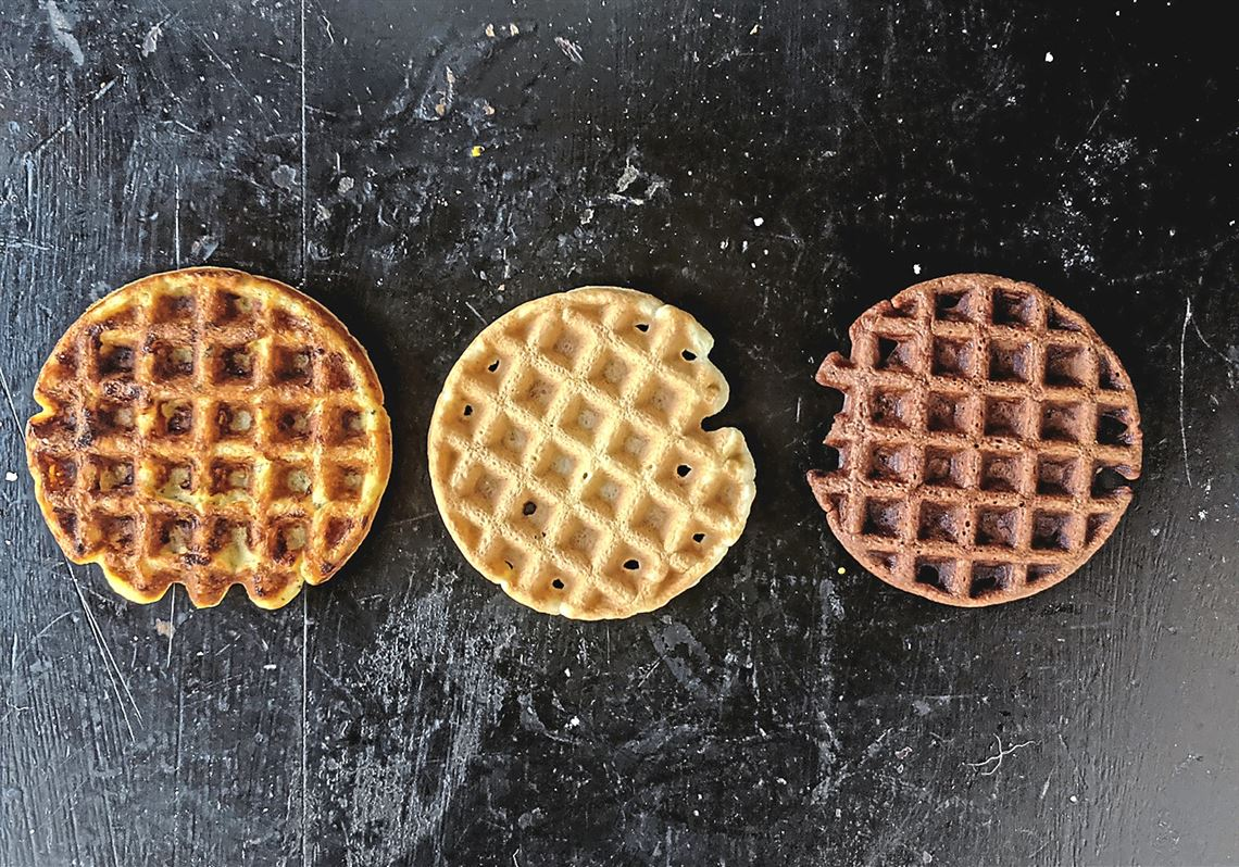 You don't have to live the Keto lifestyle to love chaffles
