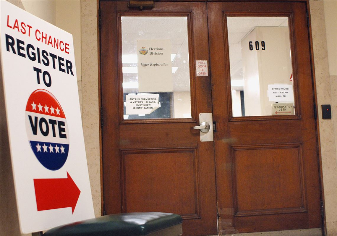 Pennsylvania reaches all-time high of 9 million voter registrations