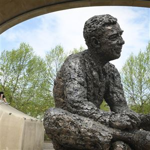 Follow In Fred Rogers Footsteps Across His Pennsylvania Neighborhood On New Tourist Trail Pittsburgh Post Gazette