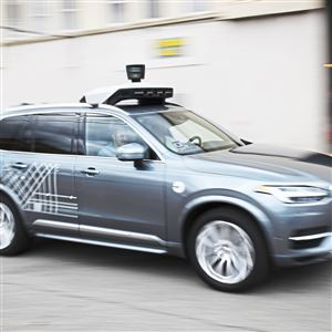 Uber cars are back in self-driving mode in Pittsburgh after