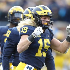 Chase Winovich s wish list   Revenge  on Ohio State and a Steelers ... 807ec0c90