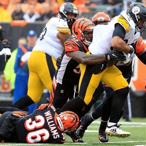 info for 434d3 cb8ac Gene Collier: The Steelers didn't just beat the Bengals ...