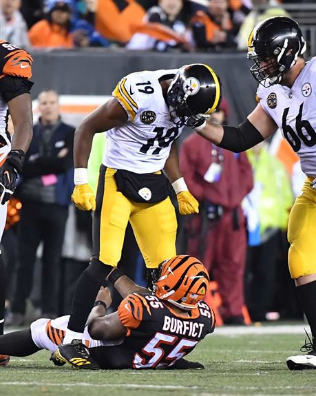 Juju Smith Schuster Doesn T Want To Talk About That Vontaze