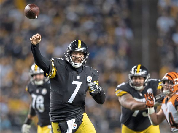 Ben Roethlisberger Becomes Seventh Player In Nfl History To Throw