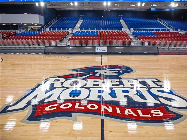 New UPMC Events Center a 'game-changer' for Robert Morris athletics