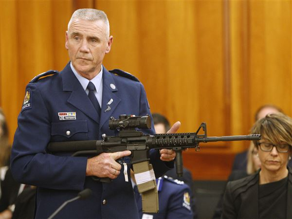 New Zealand Gun Laws: New Zealand Lawmakers Pass Initial Vote For New Gun