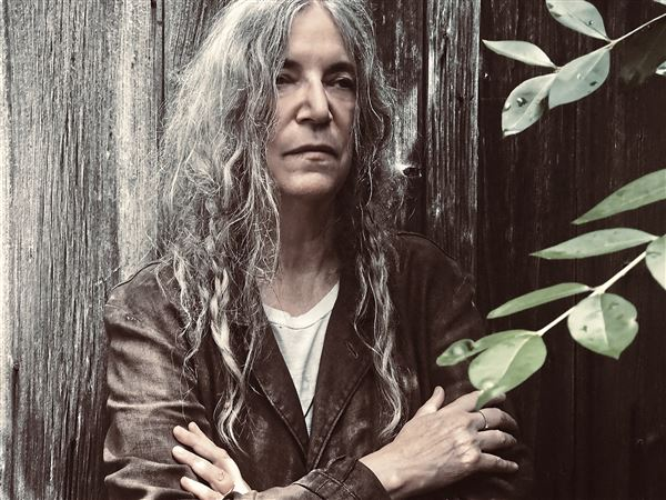 In 'Year of the Monkey,' Patti Smith wrestles with mortality and hyperreality | Pittsburgh Post-Gazette