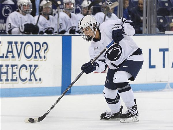Fox Chapel's Olivia Villani carries unique distinction with the Penn State women's hockey team